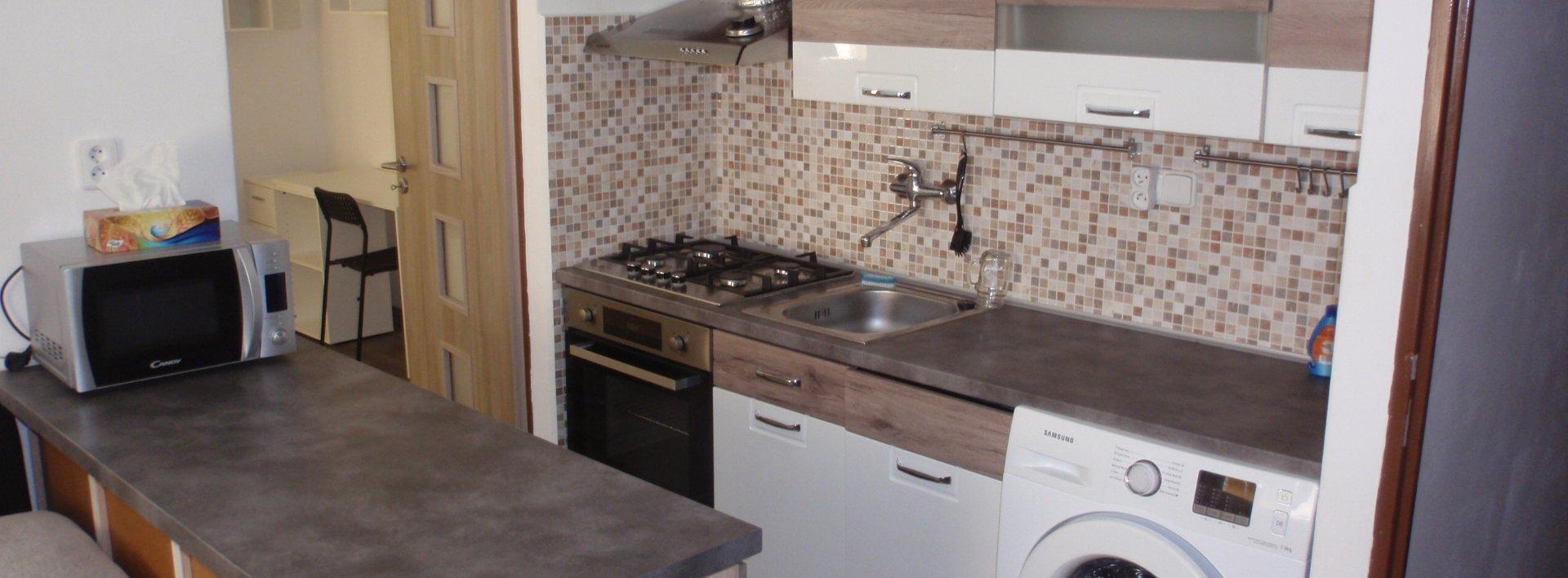 Pronájem vybaveného bytu 1+1, 31 m² - Oldřichova, Liberec III-Jeřáb, Ev.č.: N49148