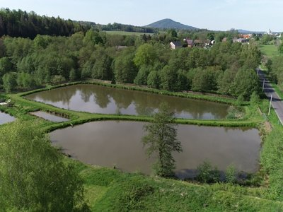 Prodej, Rybník, 1165000m² - Jablonné v Podještědí - Lvová