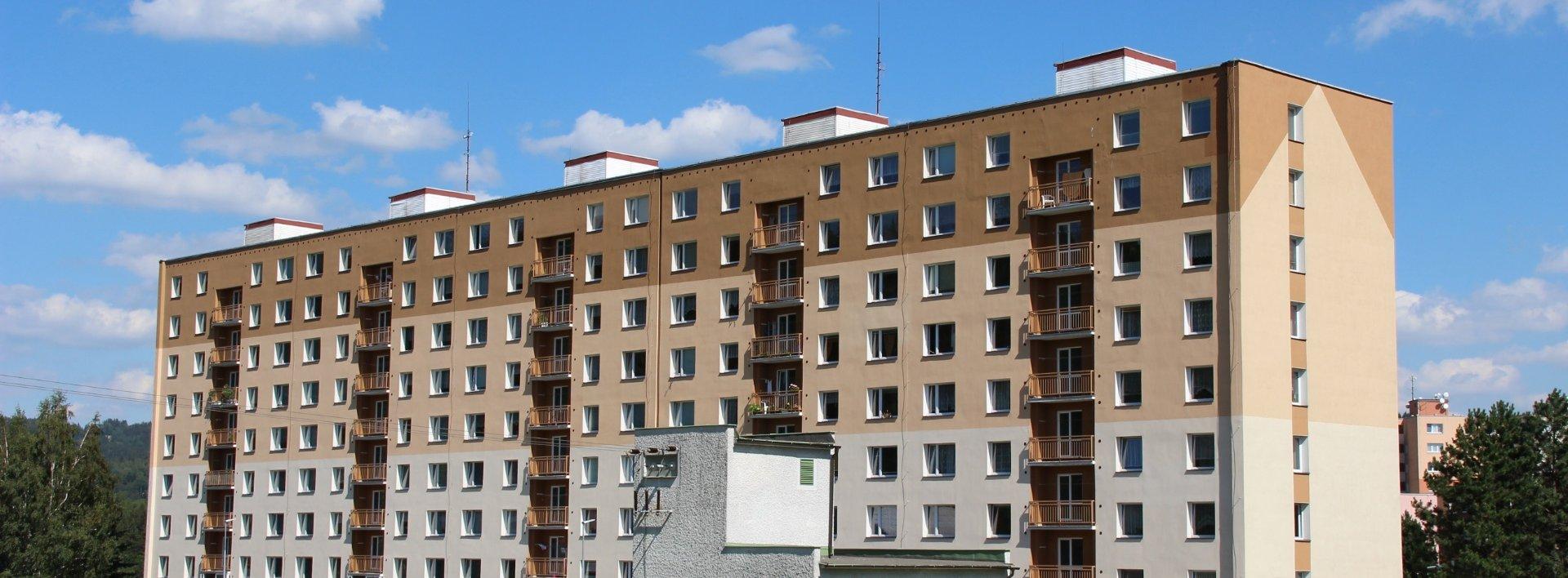 Prodej bytu 1+1 v DV, 32m² - Tanvald Výšina., Ev.č.: N49169