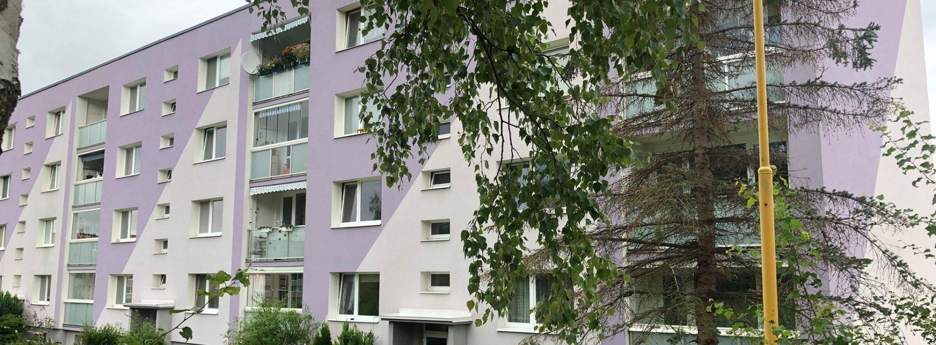 Pronájem hezkého bytu 2+kk v Chrastavě - Střelecký Vrch, Ev.č.: N49174