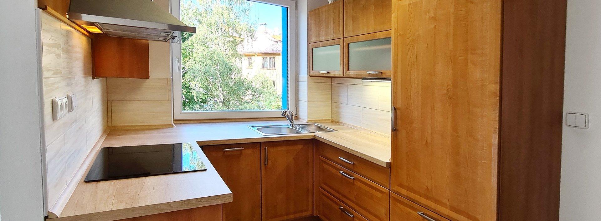 Pronájem pěkného bytu 3+kk+ lodžie v centru Liberce, Ev.č.: N49183