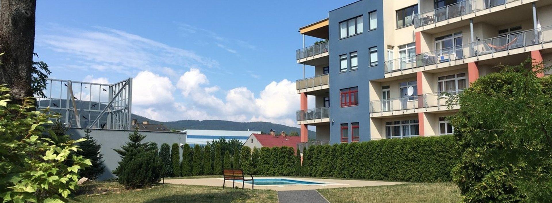 Pronájem bytu 2+kk s lodžií, 64 m² + parkování - Liberec, ul. Uralská, Ev.č.: N49193