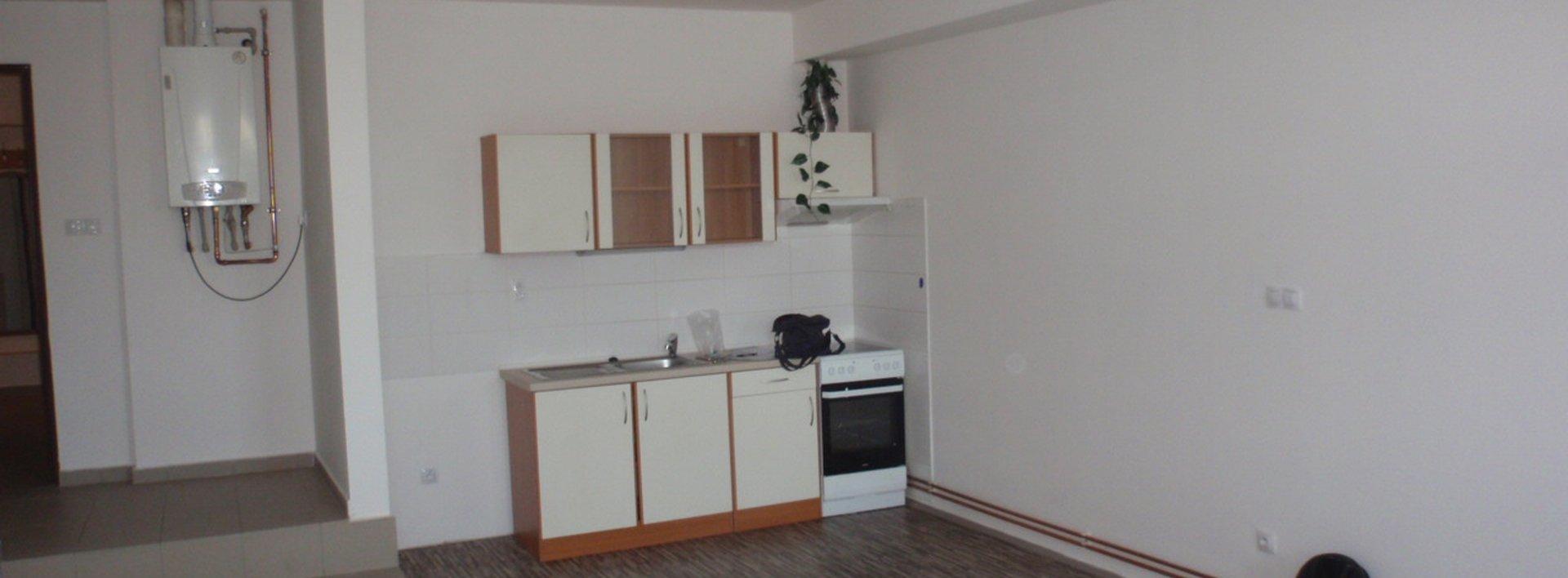 Pronájem bytu 1+kk, 48m² - ul. 1. máje, Liberec III-Jeřáb