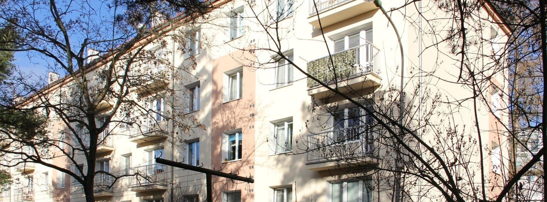 Pronájem částečně zařízeného bytu 2+1 s balkonem, 55 m², Ev.č.: N49256