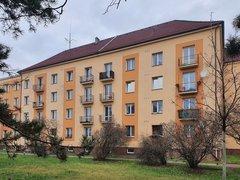 Pronájem bytu 1+1, 32 m² - Pardubice (ulice U Marka)