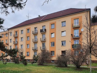 Pronájem, Byty 1+1, 32m² - Pardubice - Zelené Předměstí