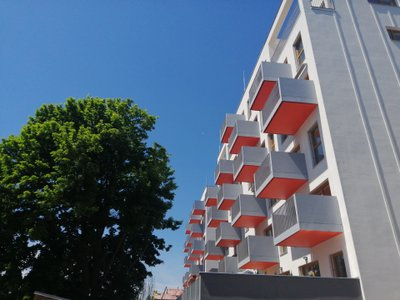 Pronájem, Byty 1+kk, 32m² - Liberec V-Kristiánov