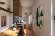 N49268_vizualizace kuchyňský kout