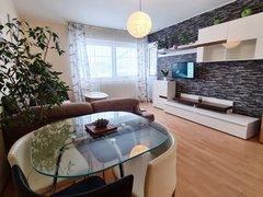 Pronájem zařízeného slunného bytu 2+kk 65 m² s terasou u Arény