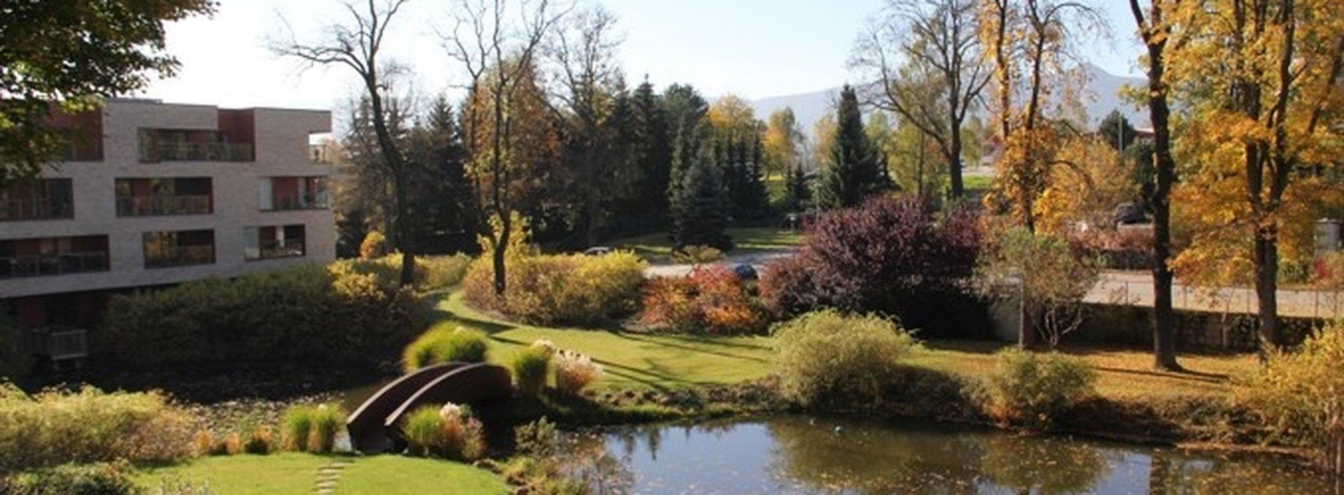 Královské zahrady - Pronájem nadstandardního bytu 1+kk, 39 m², Ev.č.: N49287