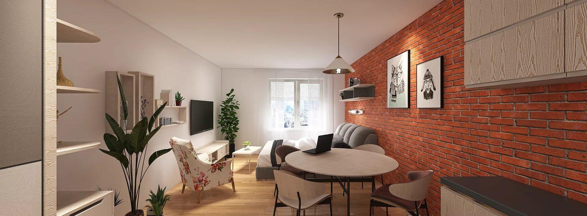 Nadstandardní byt 1+kk v novostavbě v centru Liberce, Ev.č.: N49306