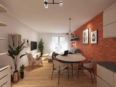 Prodej, Byty 1+kk, 37m² - Liberec I-Staré Město