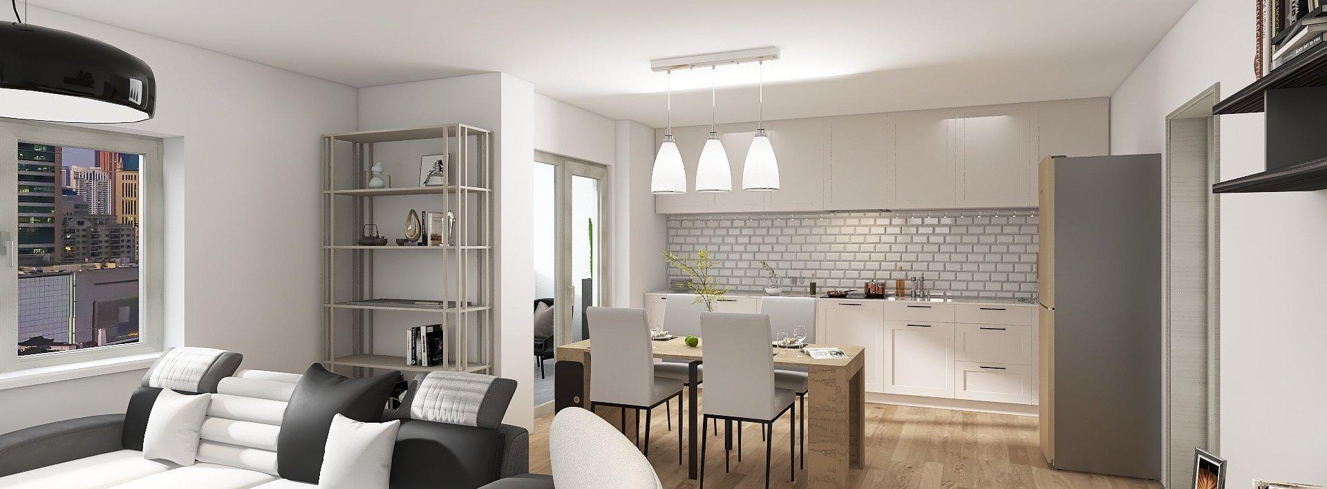 Nadstandardní byt 3+kk v novostavbě v centru Liberce, Ev.č.: N49309