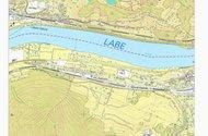 barevná mapa