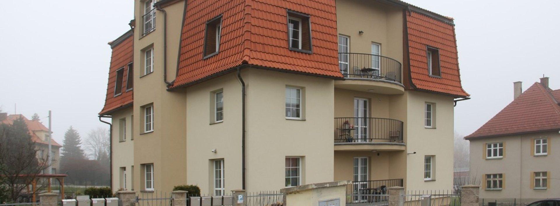 Pronájem vybaveného bytu 1+kk, 30 m², Ev.č.: N49319