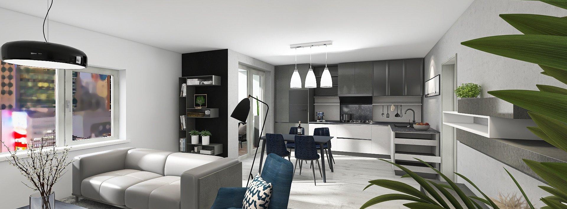 Nadstandardní byt 3+kk v novostavbě v centru Liberce, Ev.č.: N49321
