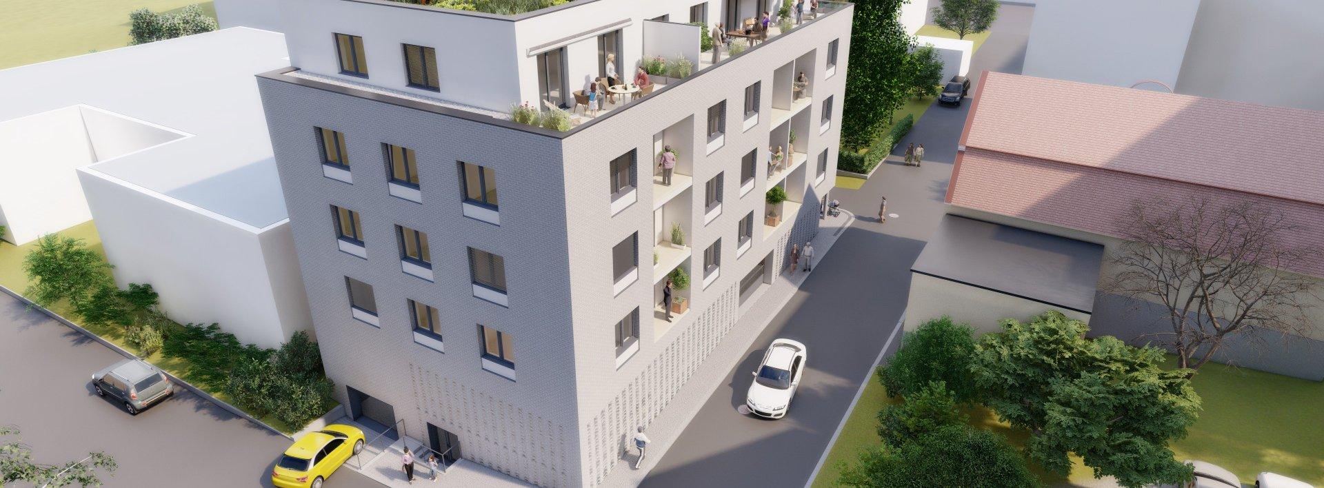 Nadstandardní byt 3+kk v novostavbě v centru Liberce, Ev.č.: N49323