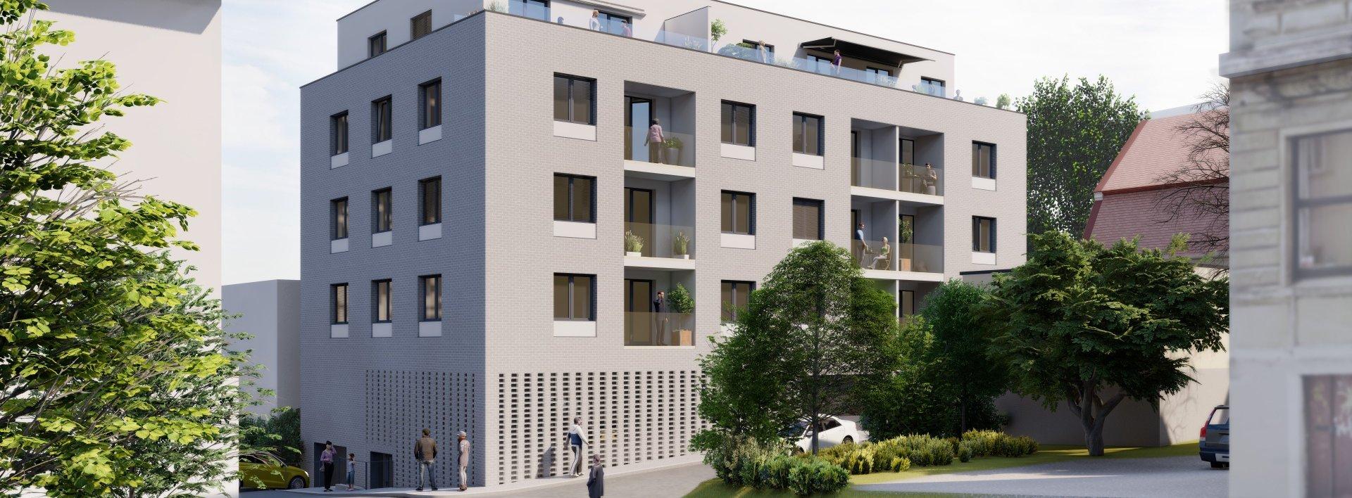 Nadstandardní byt 1+kk v novostavbě v centru Liberce, Ev.č.: N49324