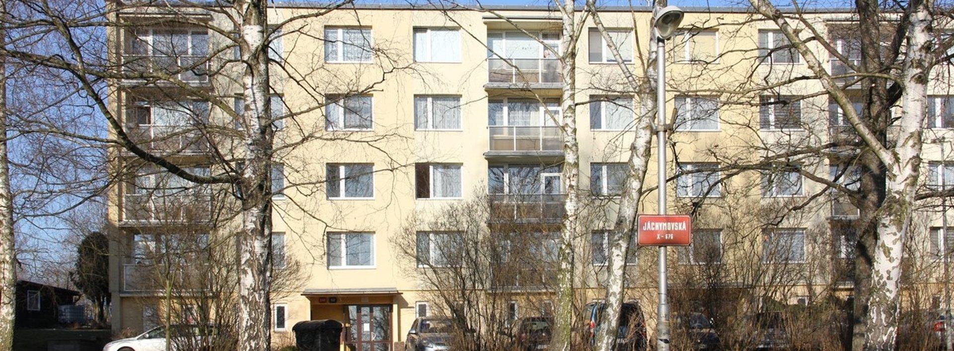 Pronájem zrekonstruovaného bytu 2+kk, 35 m², Ev.č.: N49339