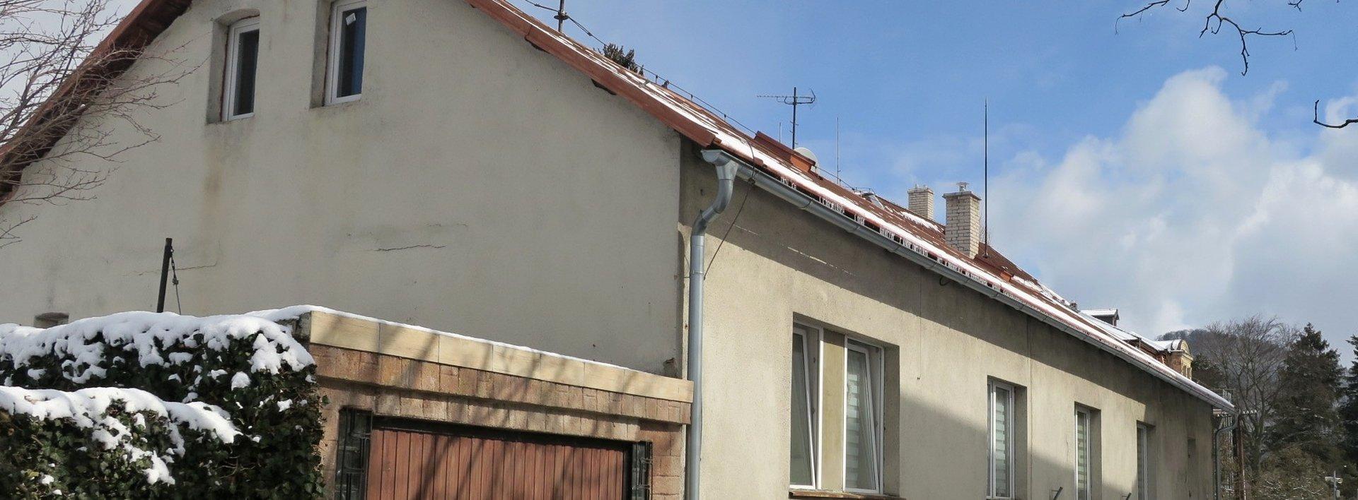 Rodinný dům ve Cvikově - možnost dvougeneračního využití, Ev.č.: N49350