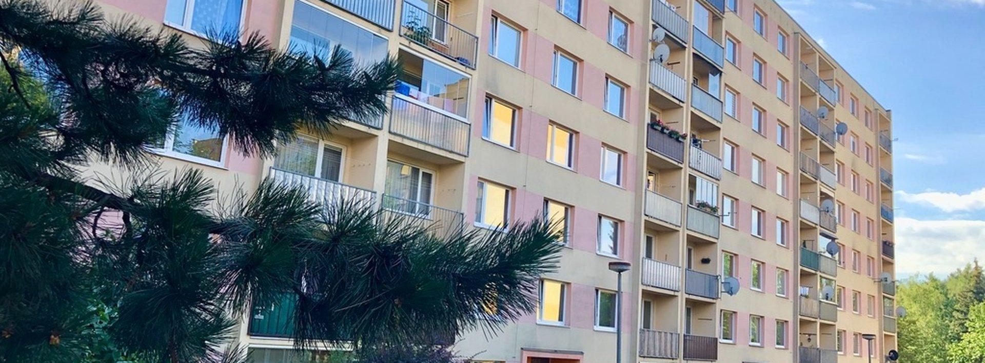 Pronájem bytu 3+1 s lodžíí, 79m² - Liberec, ul. Soukenická, Ev.č.: N49353