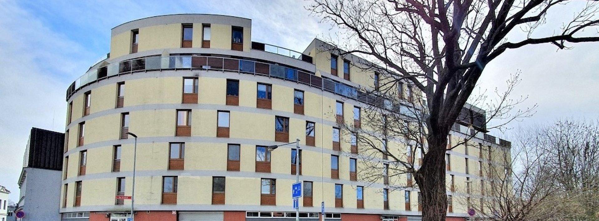 Cihlový byt 1+kk s lodžií a garážovým stáním, 41 m² - Pardubice, Ev.č.: N49364