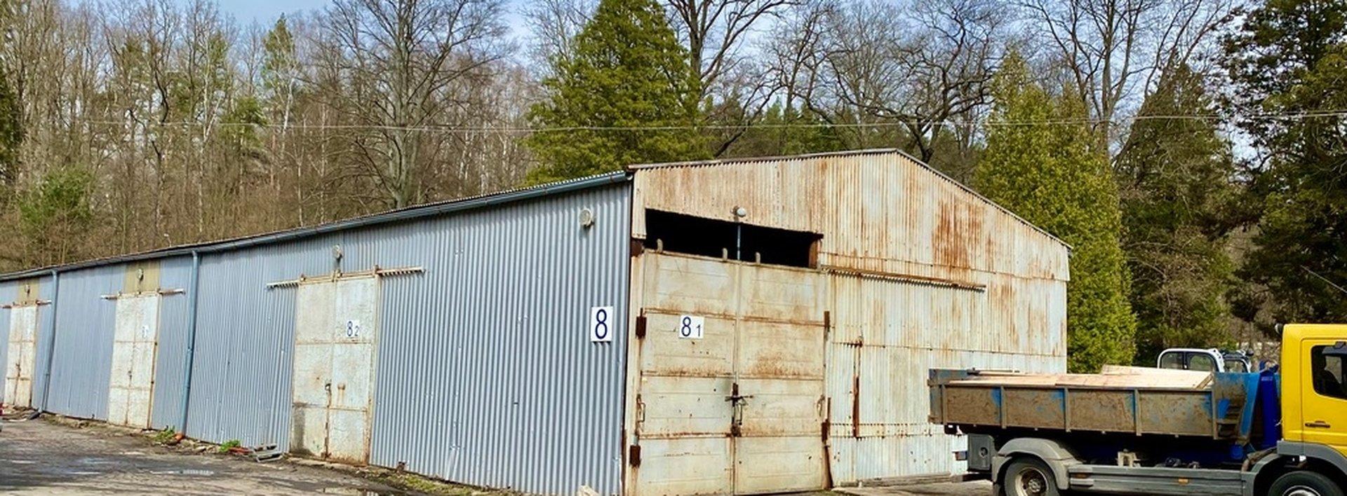 Pronájem výrobní/skladovací haly ve Stráži nad Nisou, Ev.č.: N49366