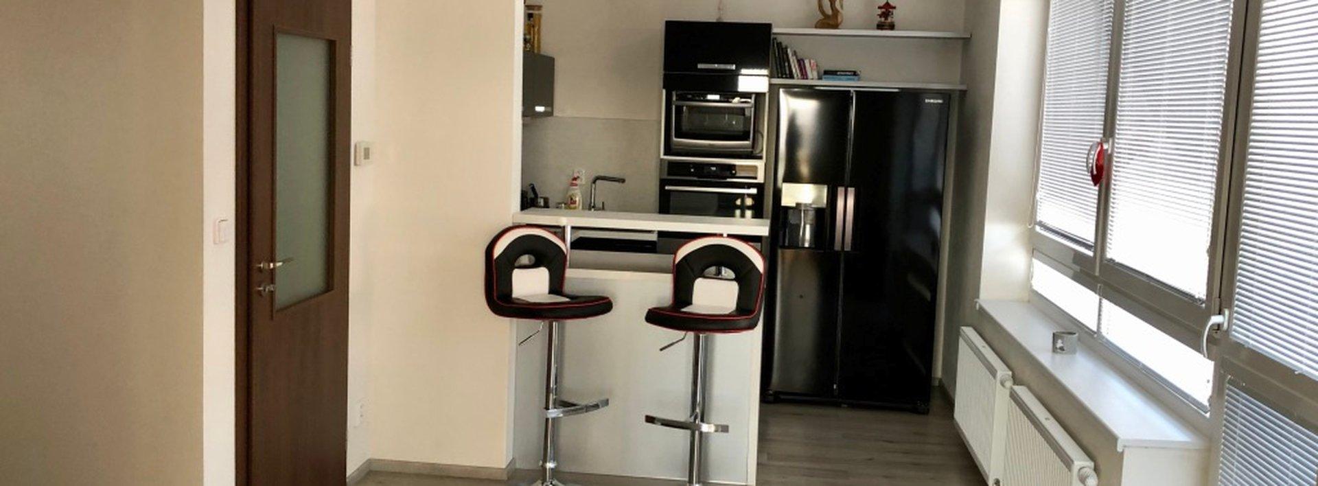 Pronájem bytu 2+kk s lodžií, 60 m² - Duhová, Liberec VI, Ev.č.: N49376