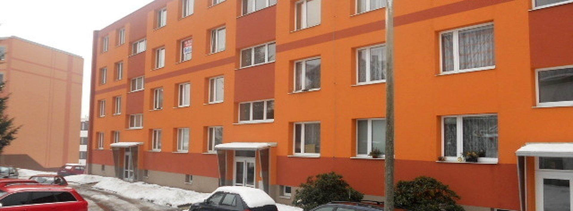 Slunný byt 2+1 v OV v Českém Dubu, Ev.č.: N46058