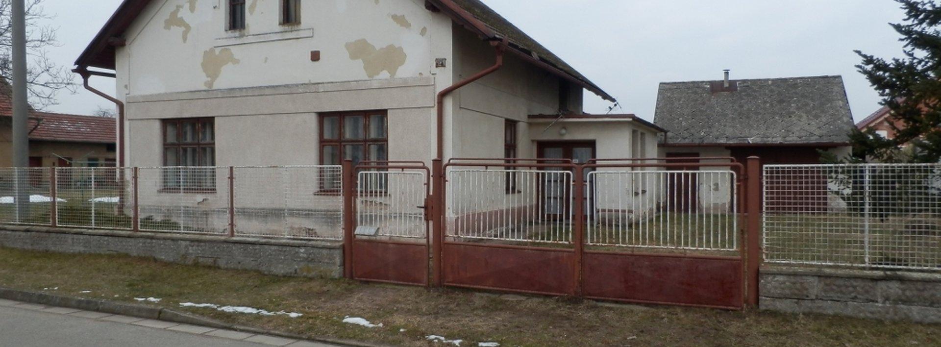 Prodej rodinného domu 120m², Ev.č.: N46103