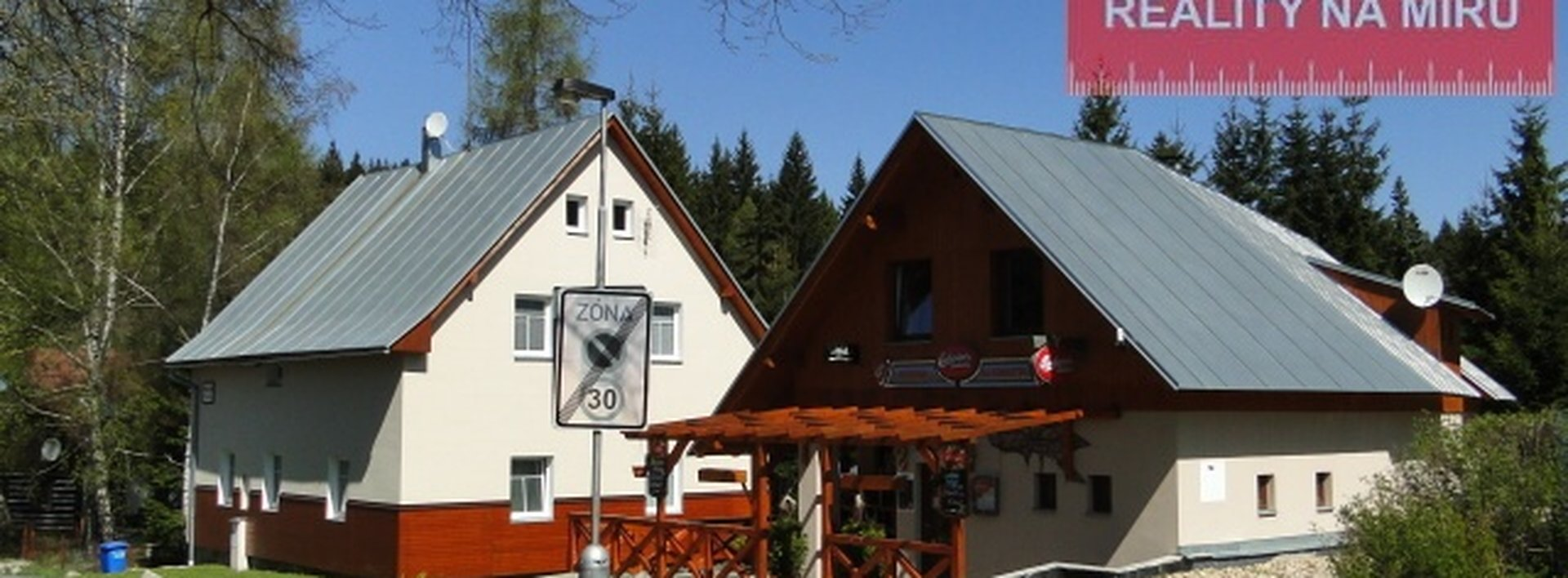 Prodej pizzerie s penzionem ( dva objekty ) Harrachov., Ev.č.: N46128