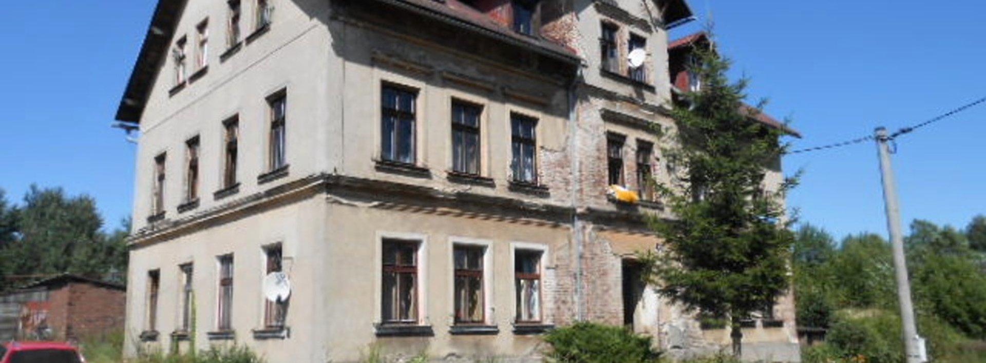 Činžovní dům v Liberci s 8 bytovými jednotkami, Ev.č.: N46137