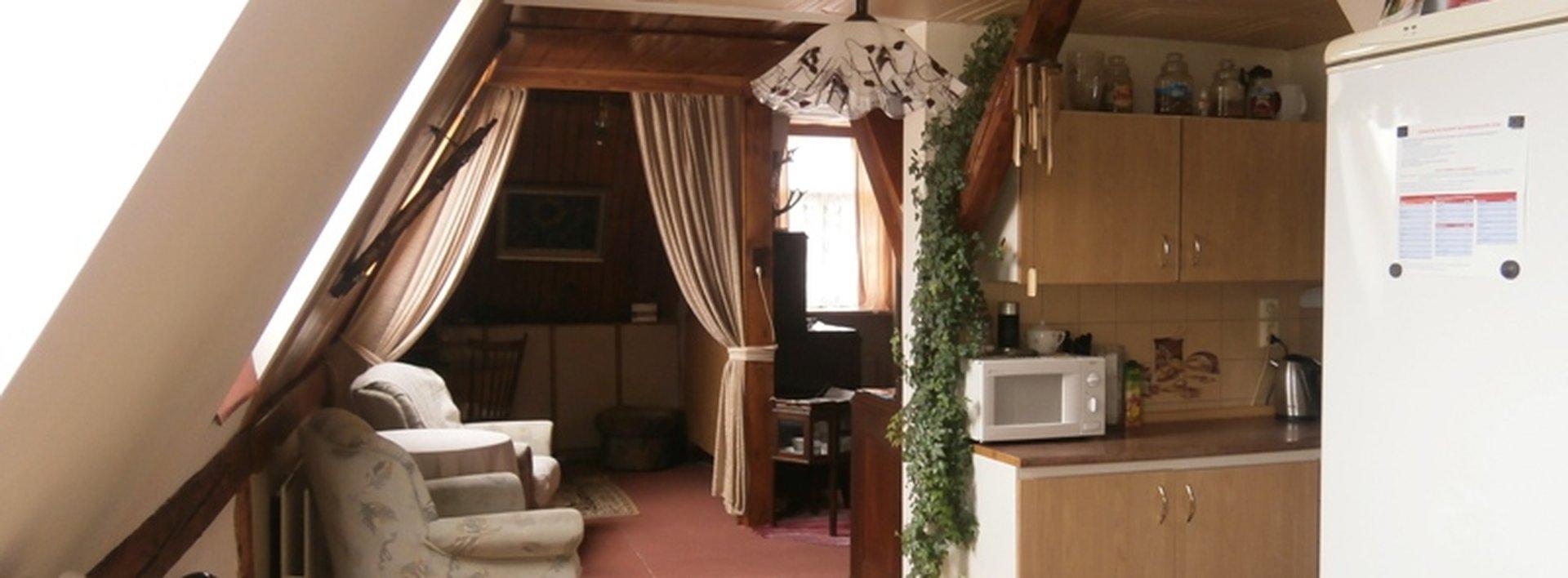 Atraktivní podkrovní byt 2+kk, 69m2, klidná lokalita v JBC, Ev.č.: N46195