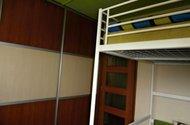 Dětský pokoj-vestavěná skříň
