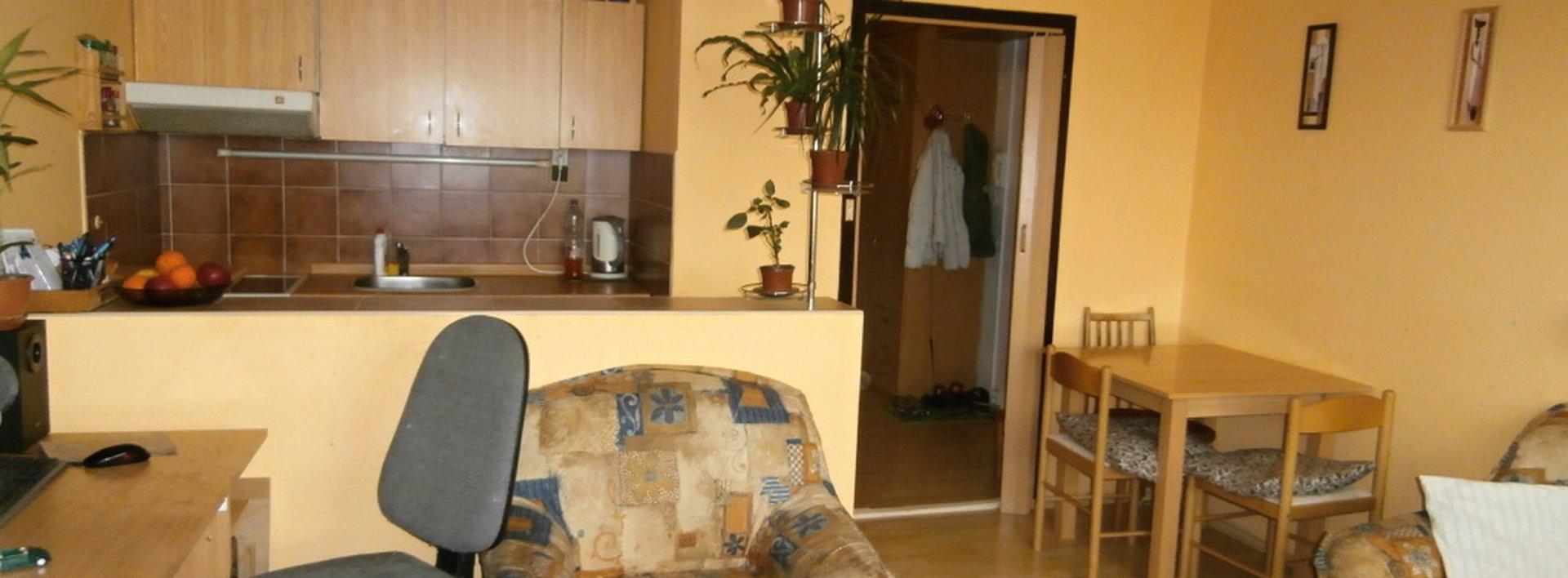 Slunný byt 2+kk ve Vesci, Ev.č.: N46229