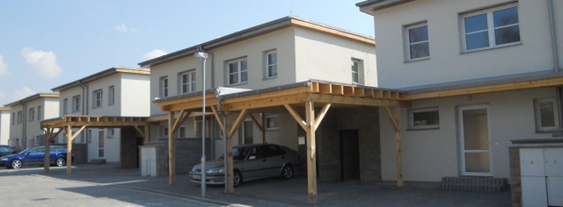 Atraktivní novostavba RD se zahradou a stáním pro dvě auta, JBC - Horní Proseč, Ev.č.: N46235