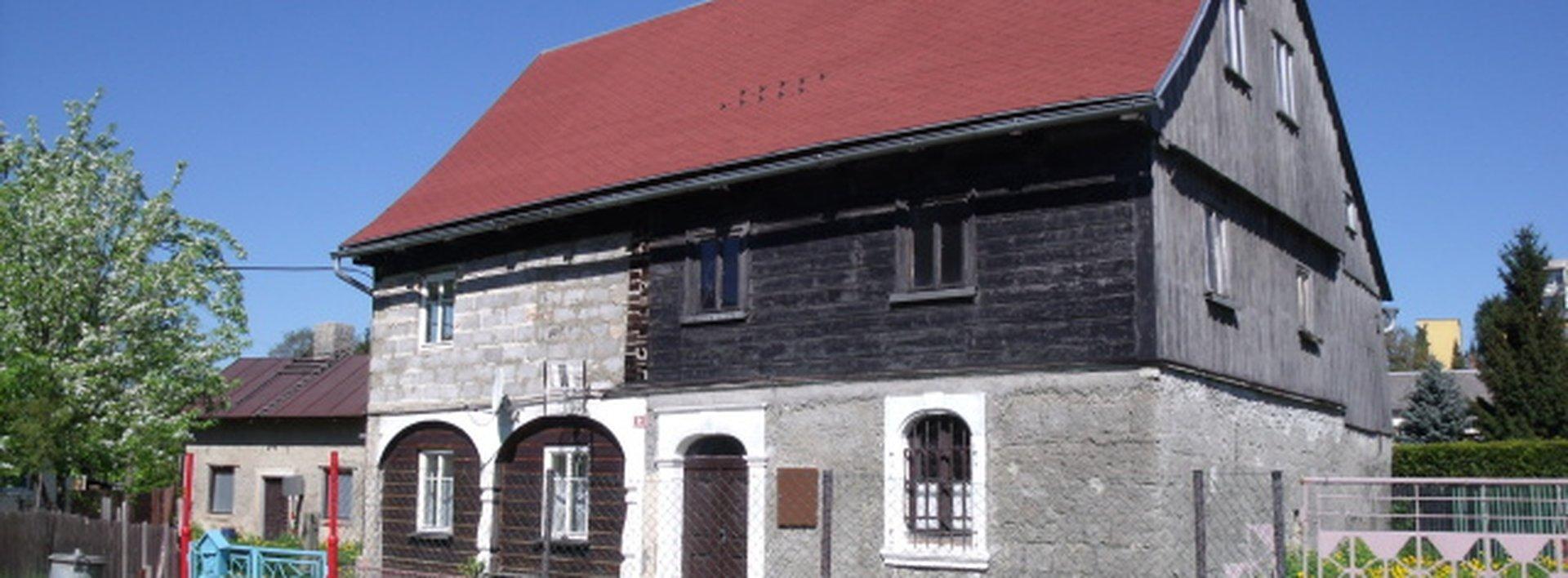 Rodinný dům se zahradou v Jablonném v Podještědí, Ev.č.: N46255