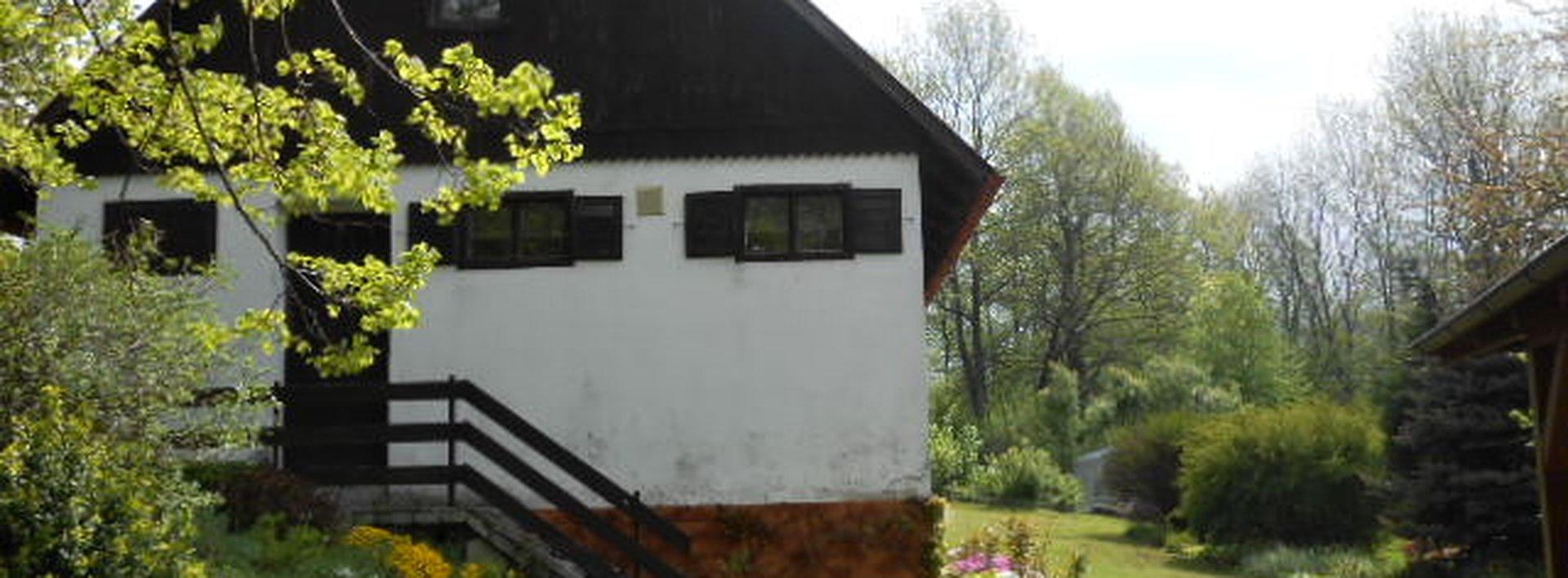 Prodej rekreačního domu v malebné krajině podhůří Lužických hor, Ev.č.: N46278