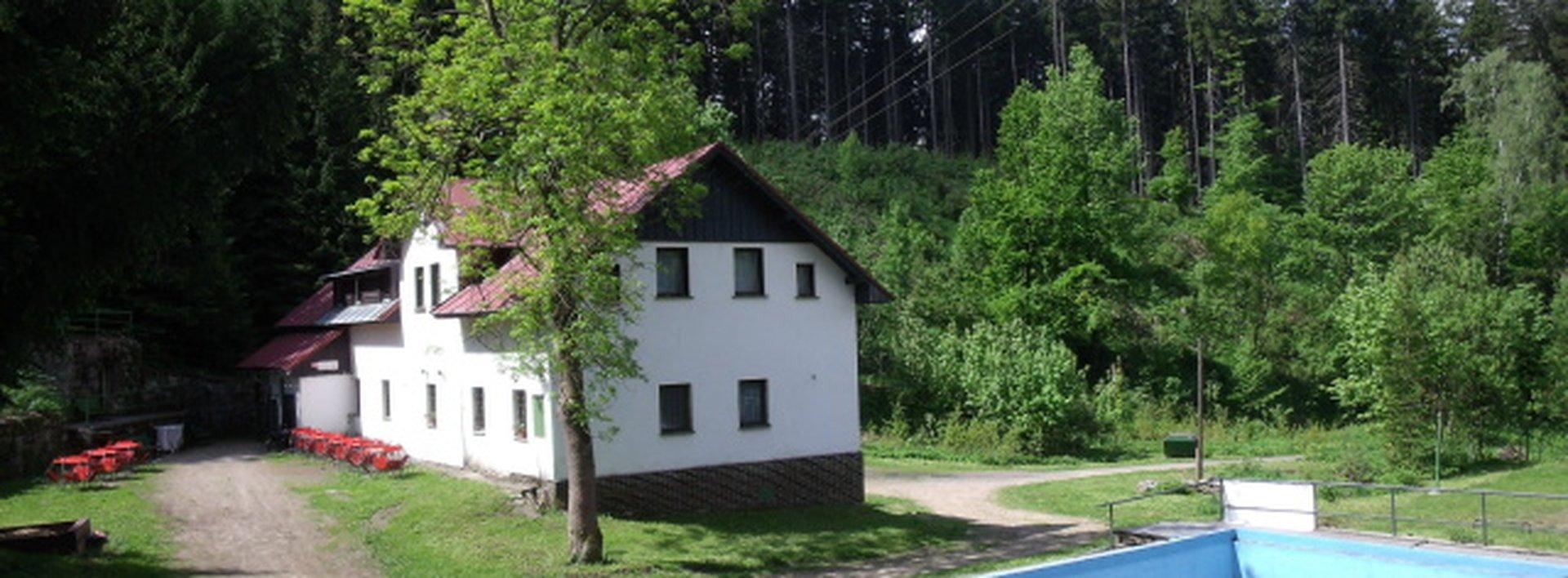 Prodej rekreačního střediska v Albrechticích v Jizerských horách, Ev.č.: N46287