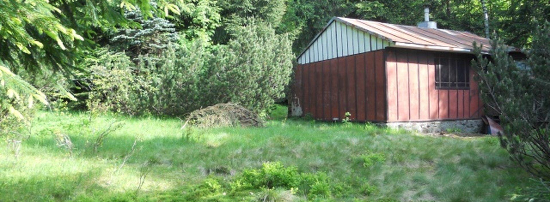 Slunný pozemek k výstavbě rekreační chaty, 630m2, Bedřichov, Ev.č.: N46315