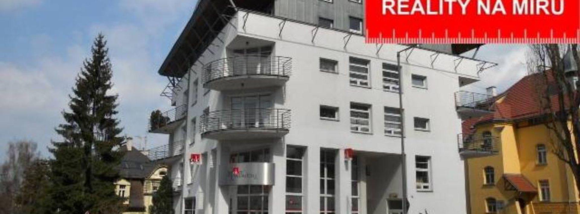 Atypický byt 2+1 nedaleko centra, Ev.č.: N46344
