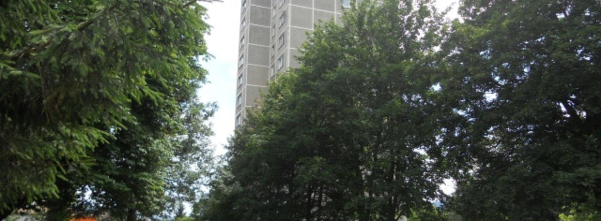 Slunný byt 1+1, 41m2, s nádhernými výhledy, LBC - Nové Pavlovice, Ev.č.: N46360