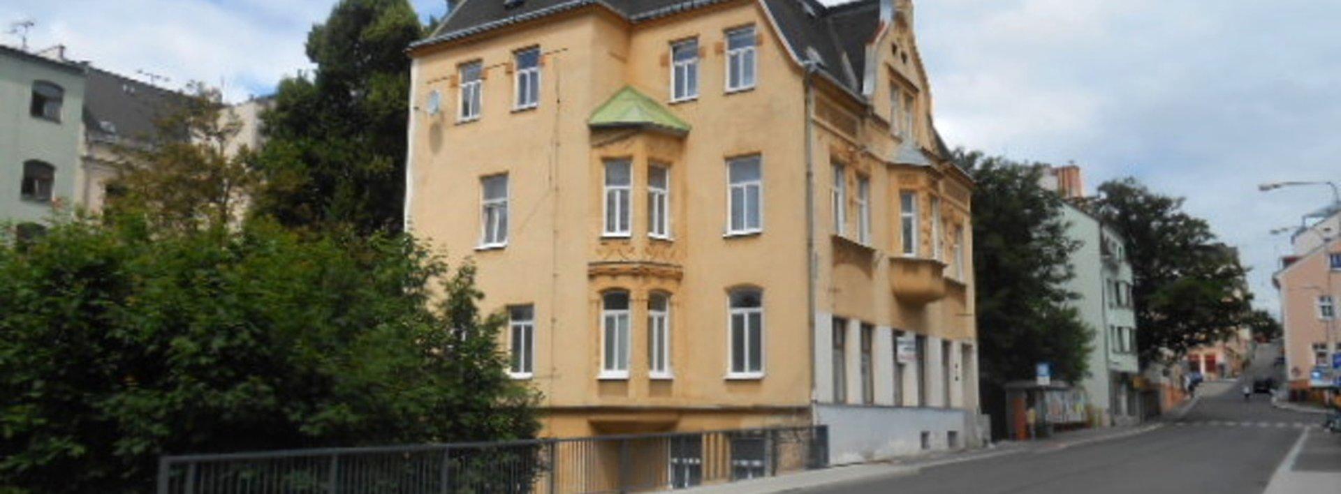 Činžovní dům v centru Jablonce nad Nisou, Ev.č.: N46366