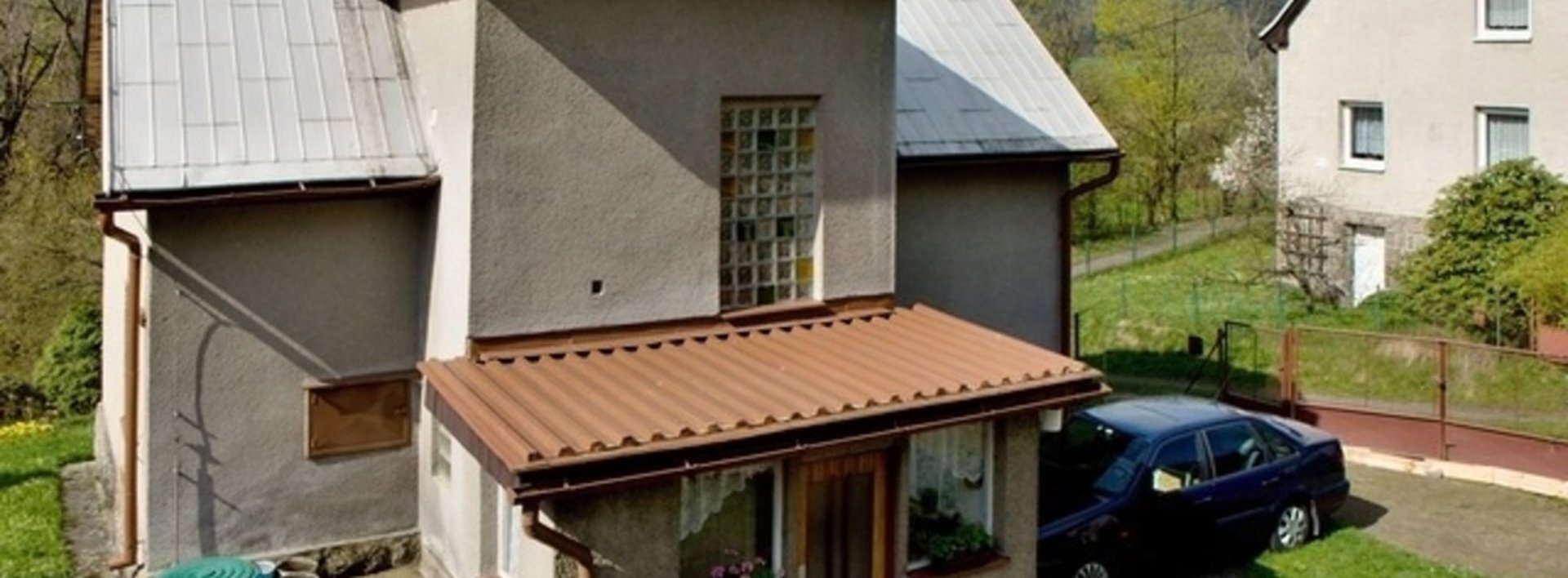 Prostorný rodinný dům 4+1, se slunnou zahradou, v klidné části JBC - Proseč n/N, Ev.č.: N46370