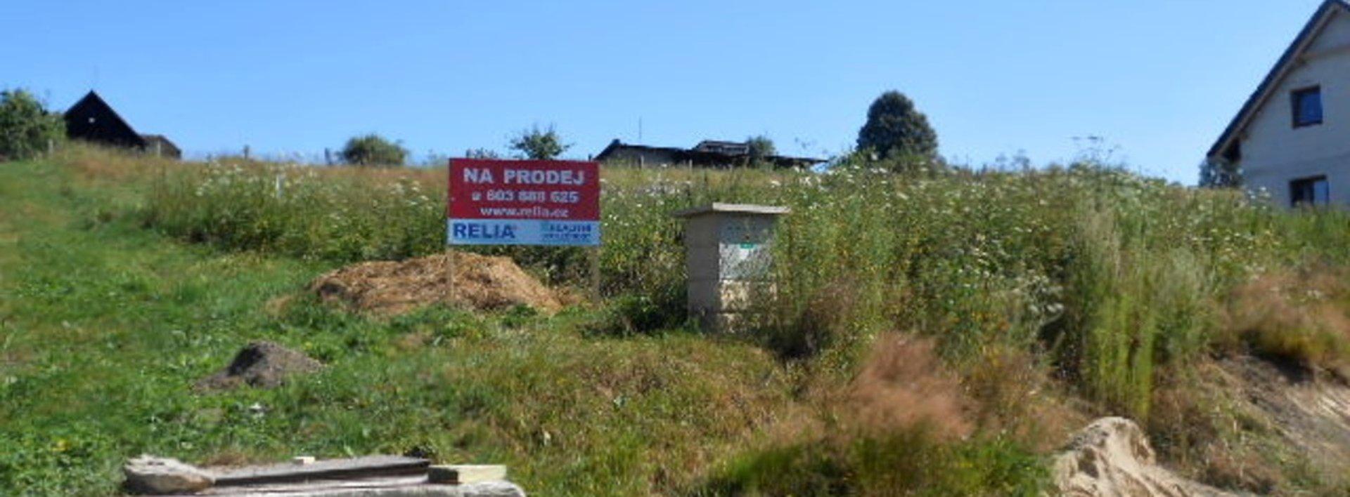 Stavební pozemek v Chotyni, Ev.č.: N46376