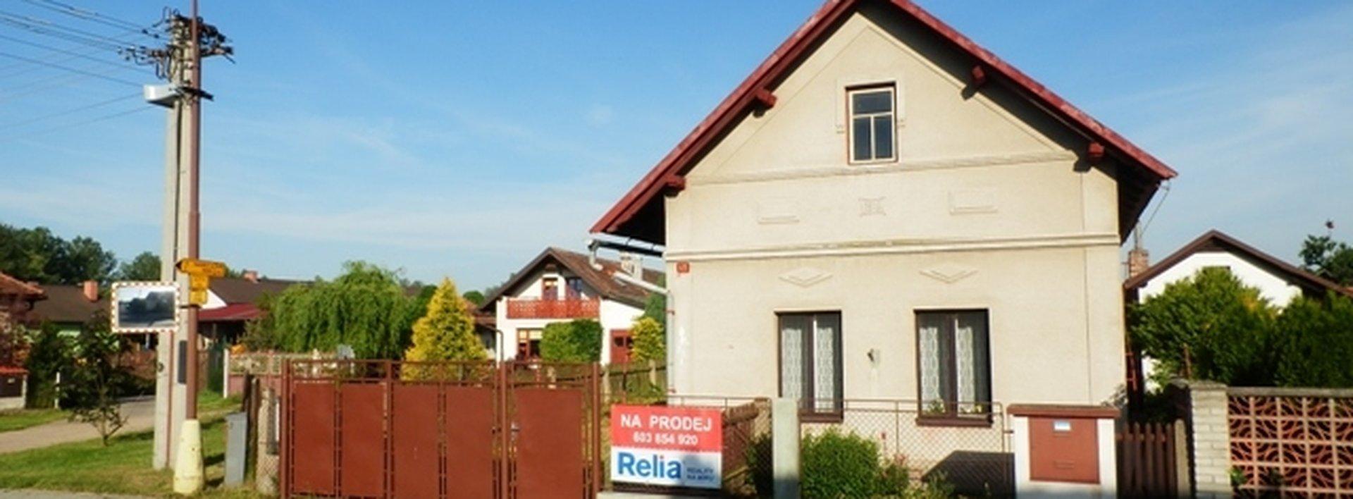 Prodej rodinného domu (chalupy), 60m², Ev.č.: N46388