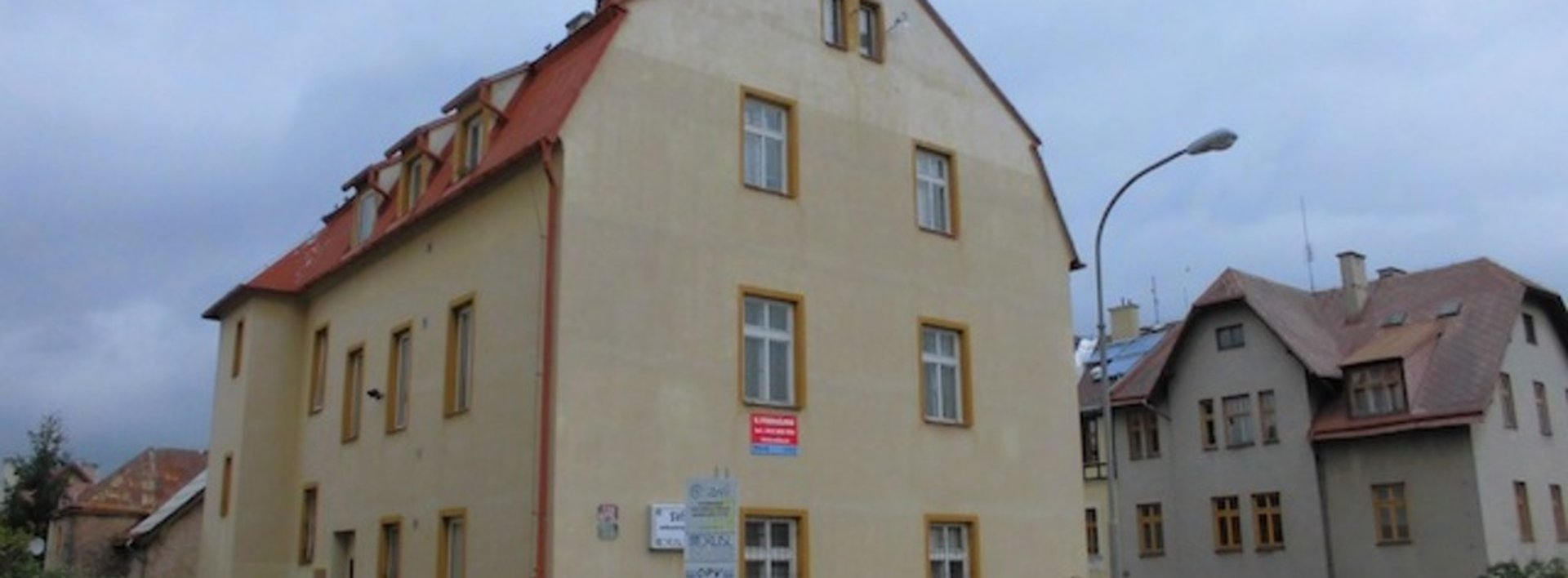 Prostorný byt 2+1 v cihlovém domě, 68m², LBC - Americká ul., Ev.č.: N46450