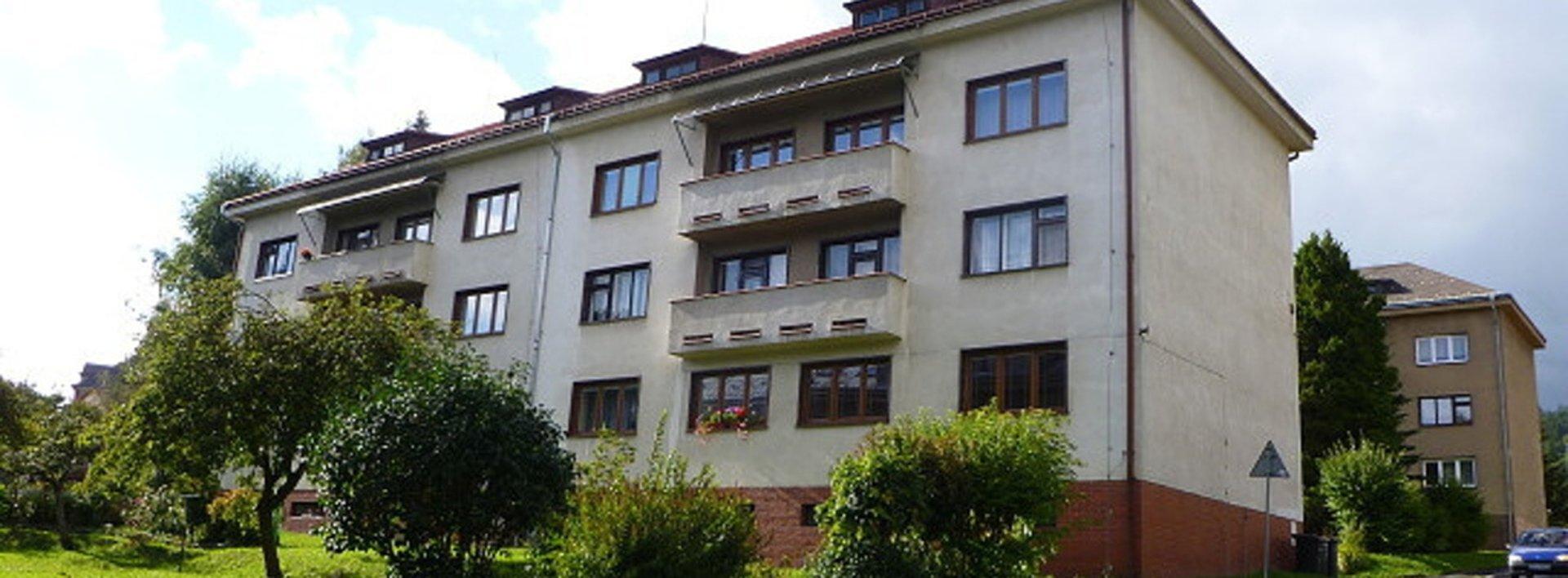 Prodej bytu 2+1/B  v OV, 66 m2, Tanvald-Výšina., Ev.č.: N46451