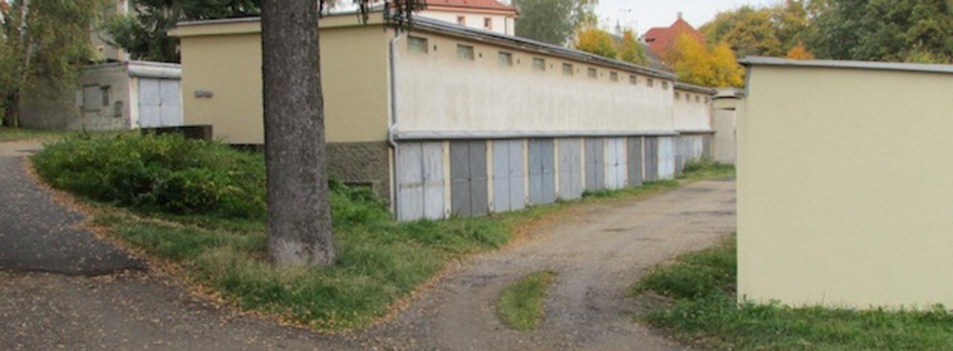 Prodej řadové garáže, 18m²- Vodňanská, Ruprechtice, Ev.č.: N46484
