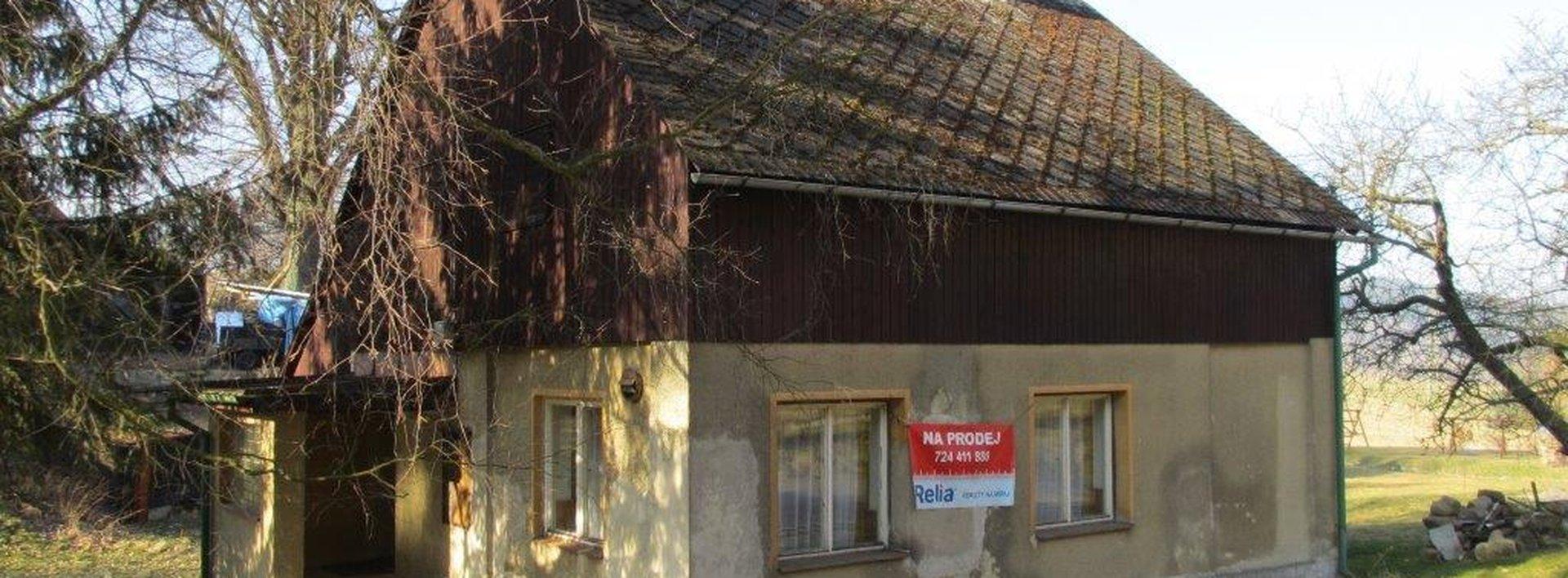 Prodej domu v Rynolticích u Liberce, Ev.č.: N46516